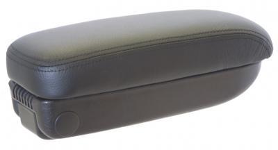 Mittel-Armlehne ABS-Leder • MLC310-P10L10 schwarz-schwarz