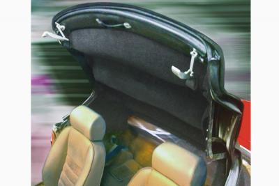 Winddeflector Armrest Car Cover Inner Cover For ALFA ROMEO SPIDER - Alfa romeo spider car cover