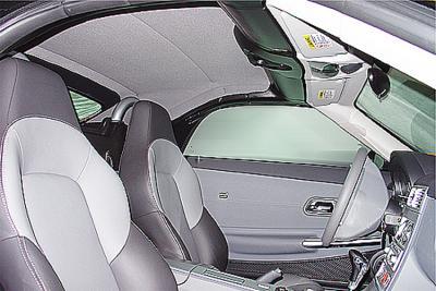 inner cover for Chrysler Crossfire